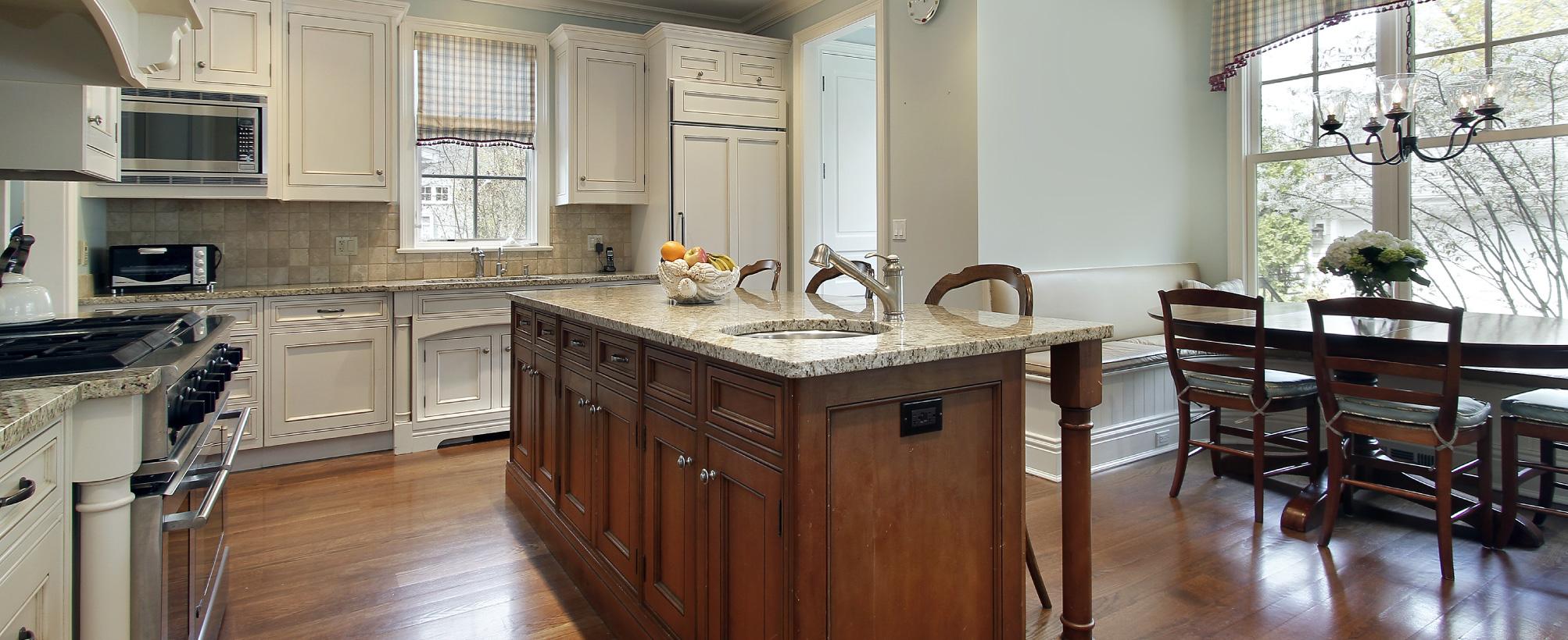 Classic Granite Kitchen Countertops, Charlottesville VA